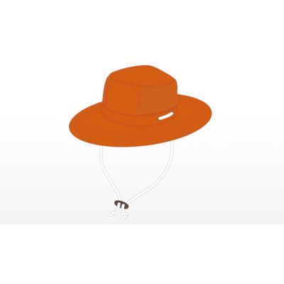 Hi-Viz Orange Micro-Fiber Detasseling Boonie
