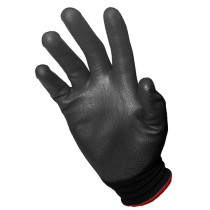 Black Abrasion Resistant Gloves (Package of 36)
